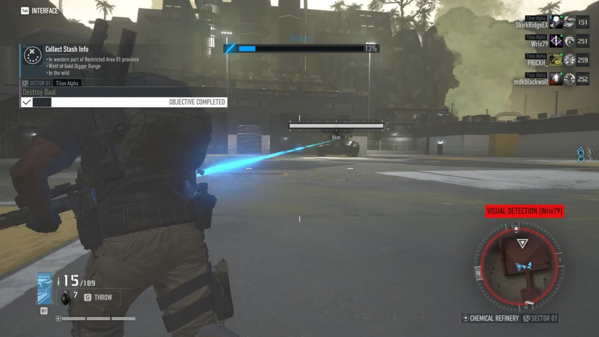 ghost recon breakpoint - baal 1