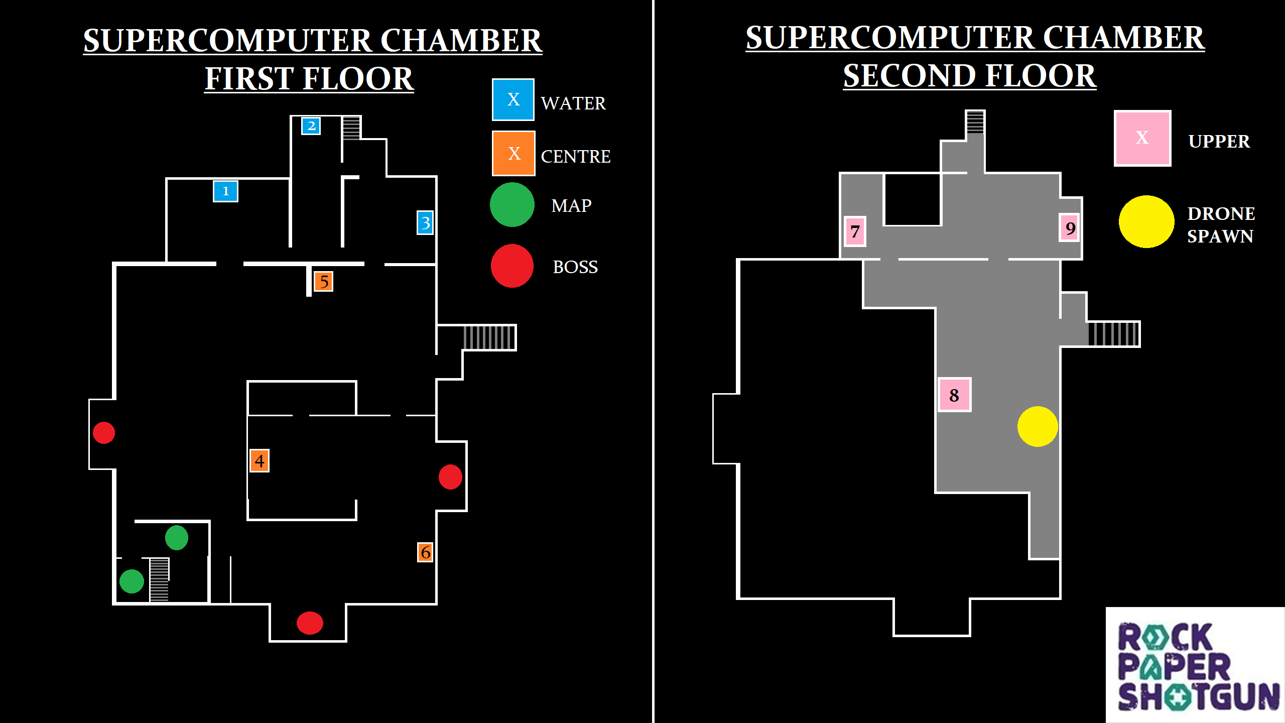 ghost recon breakpoint super computer map