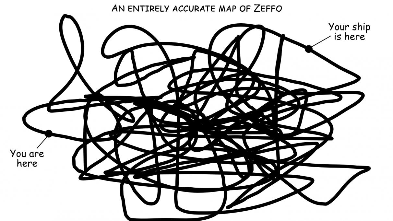 The Zeffo Run: it's the new Kessel Run