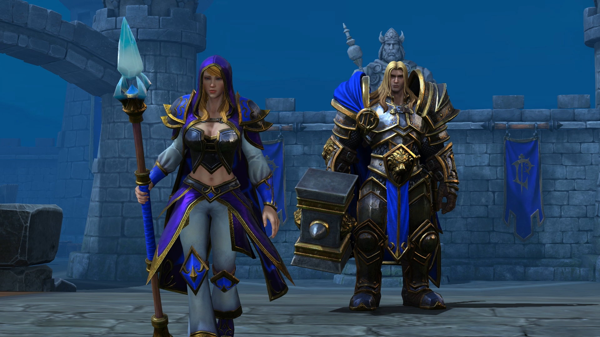 Blizzard Fixing Some Warcraft 3 Reforged Problems Some Rock