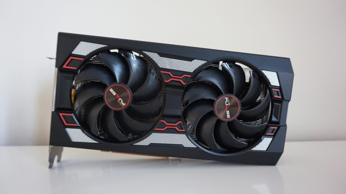 A photo of the AMD Radeon RX 5600 XT