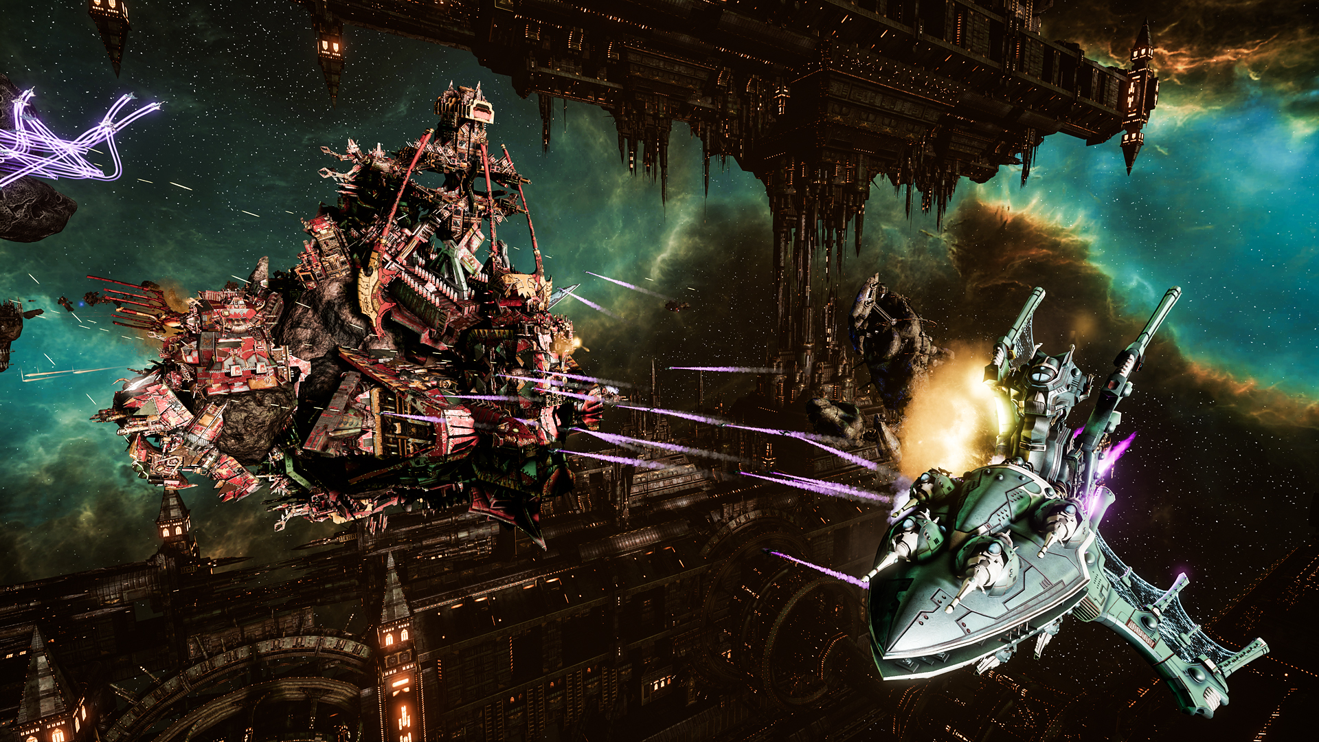 Battlefleet Gothic Armada 2 - Best Strategy Games 2020