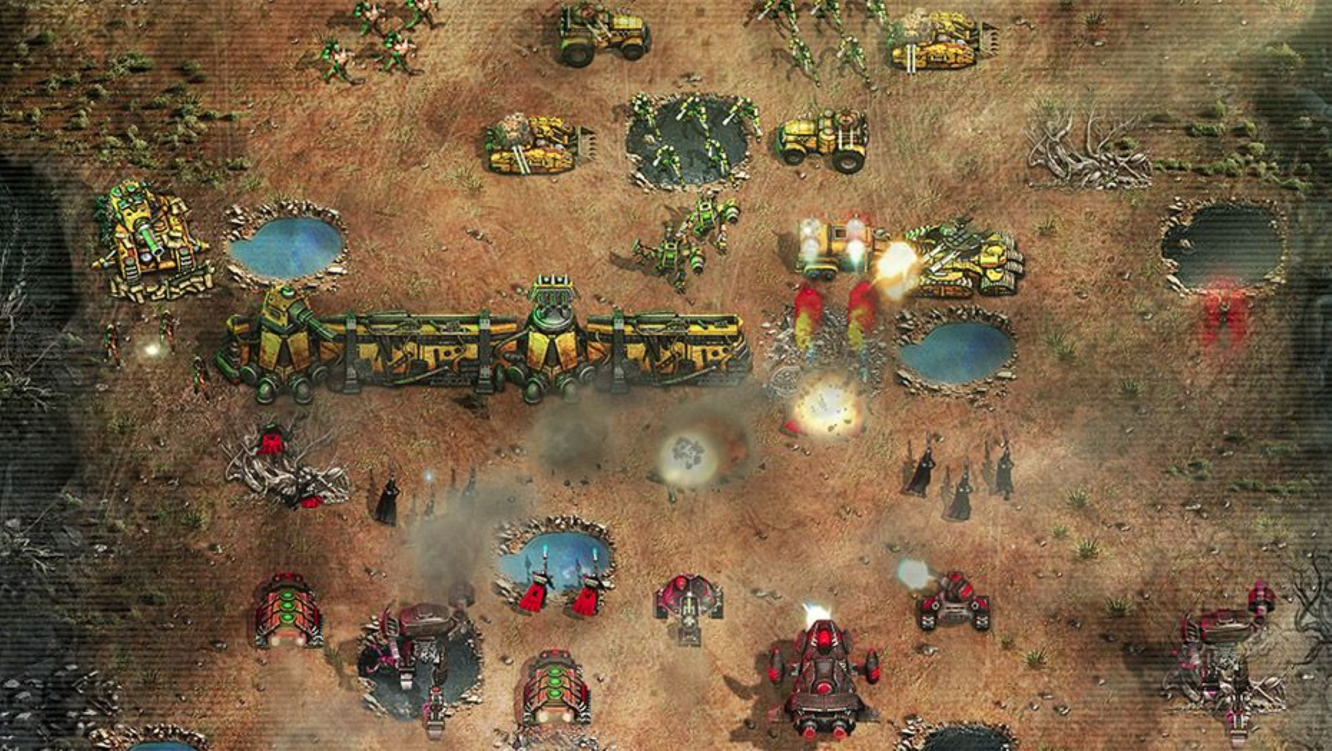 A screenshot of Command & Conquer: Red Alert 2.