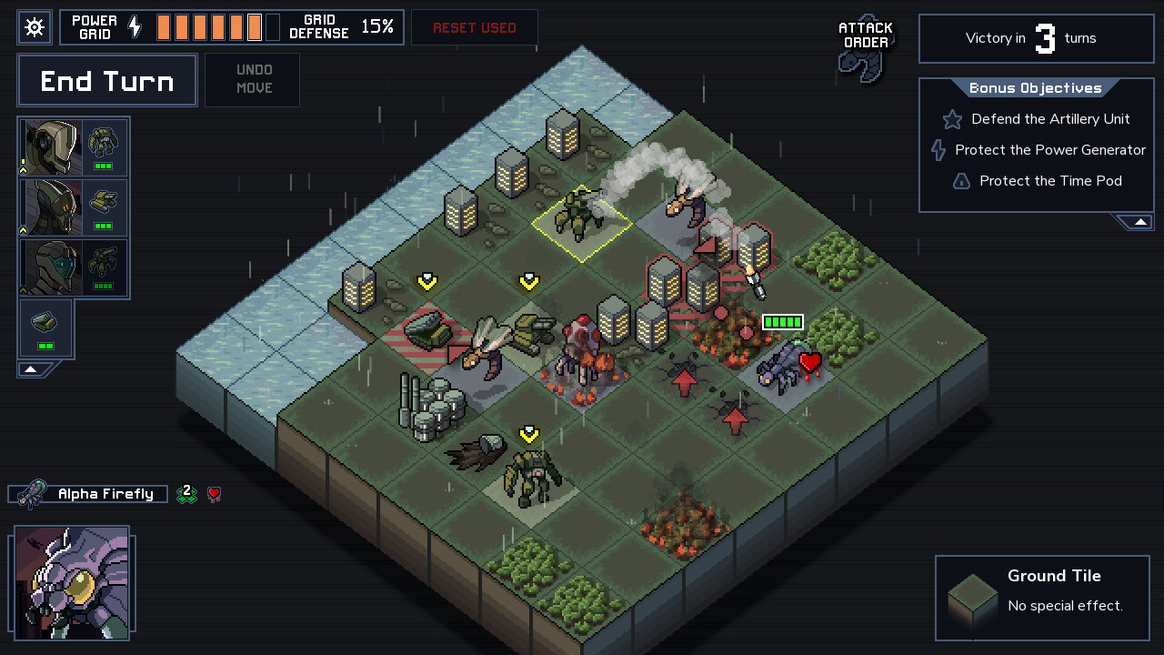 Into The Breach is our Best strategy game of 2020.