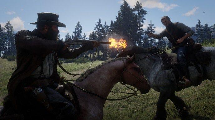 Red Dead Redemption 2 - Best PC Games 2020