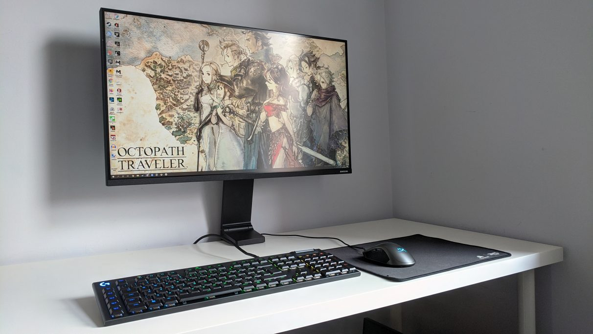 Samsung Space - Best gaming monitor 2020