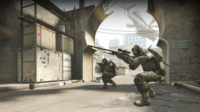 CS:GO - Best PC Games 2020