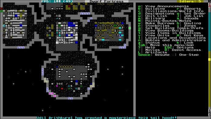 Dwarf Fortress - Best RPGs