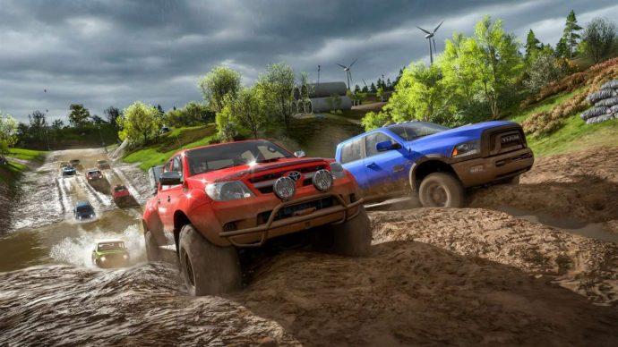 Forza Horizon 4 - Best PC Games 2020