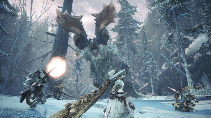 Monster Hunter World - Best PC Games 2020