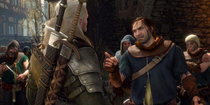 The Witcher 3: Wild Hunt - Best PC Games 2020