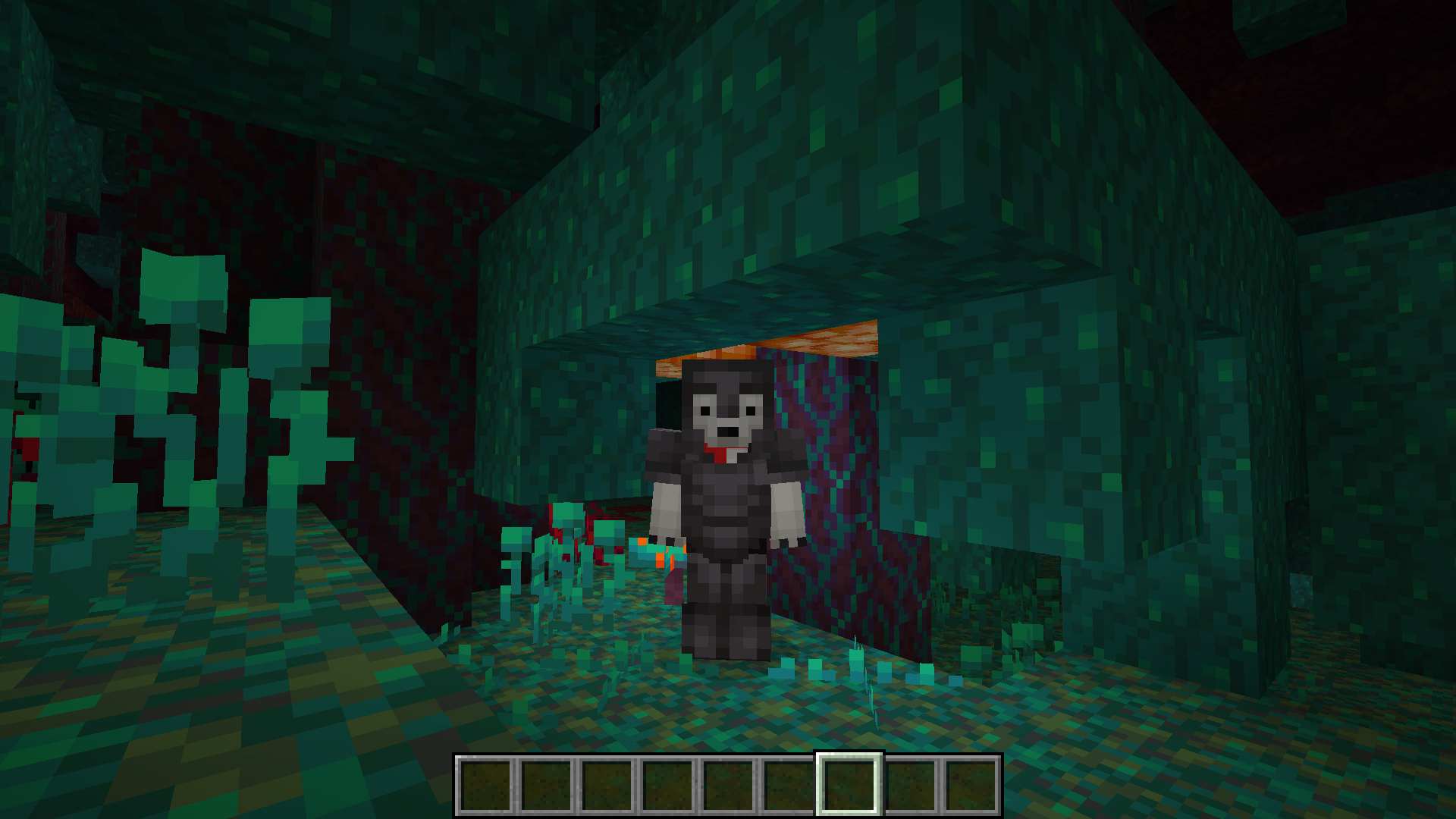 You Can Play The First Snapshot Of Minecraft S Nether Update Rock Paper Shotgun