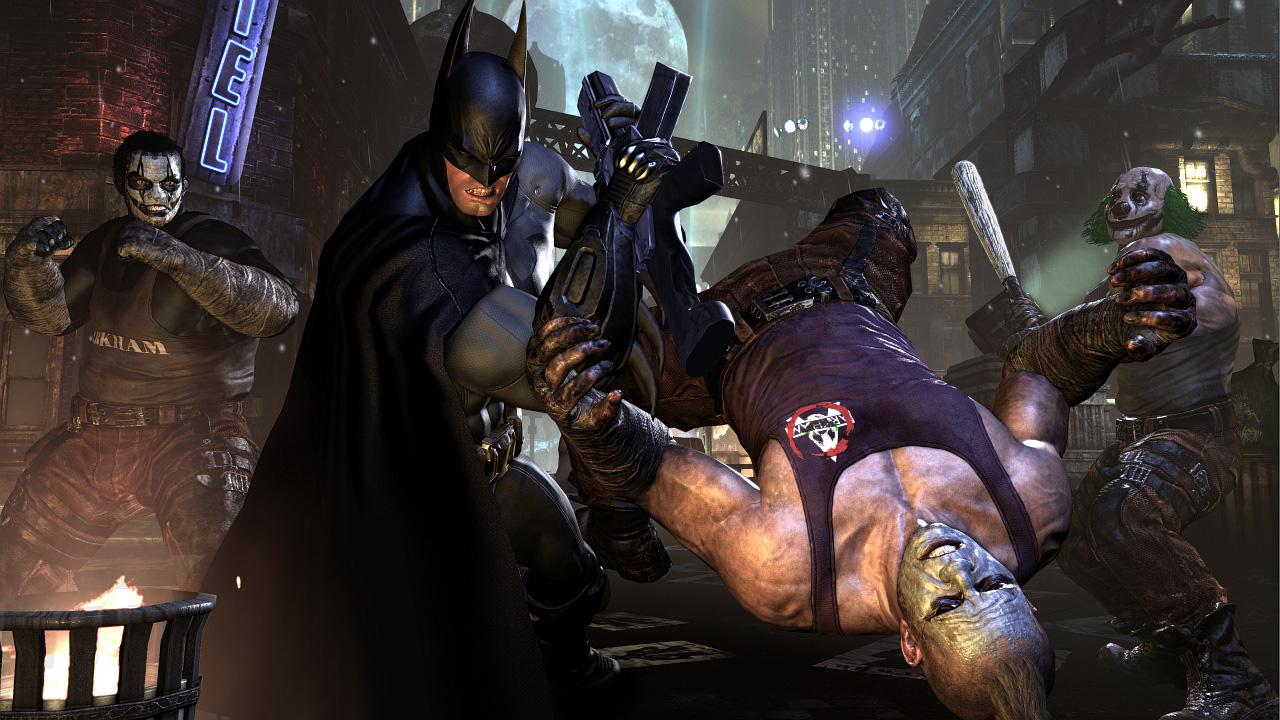 Batman Arkham City - Best Action Games 2020