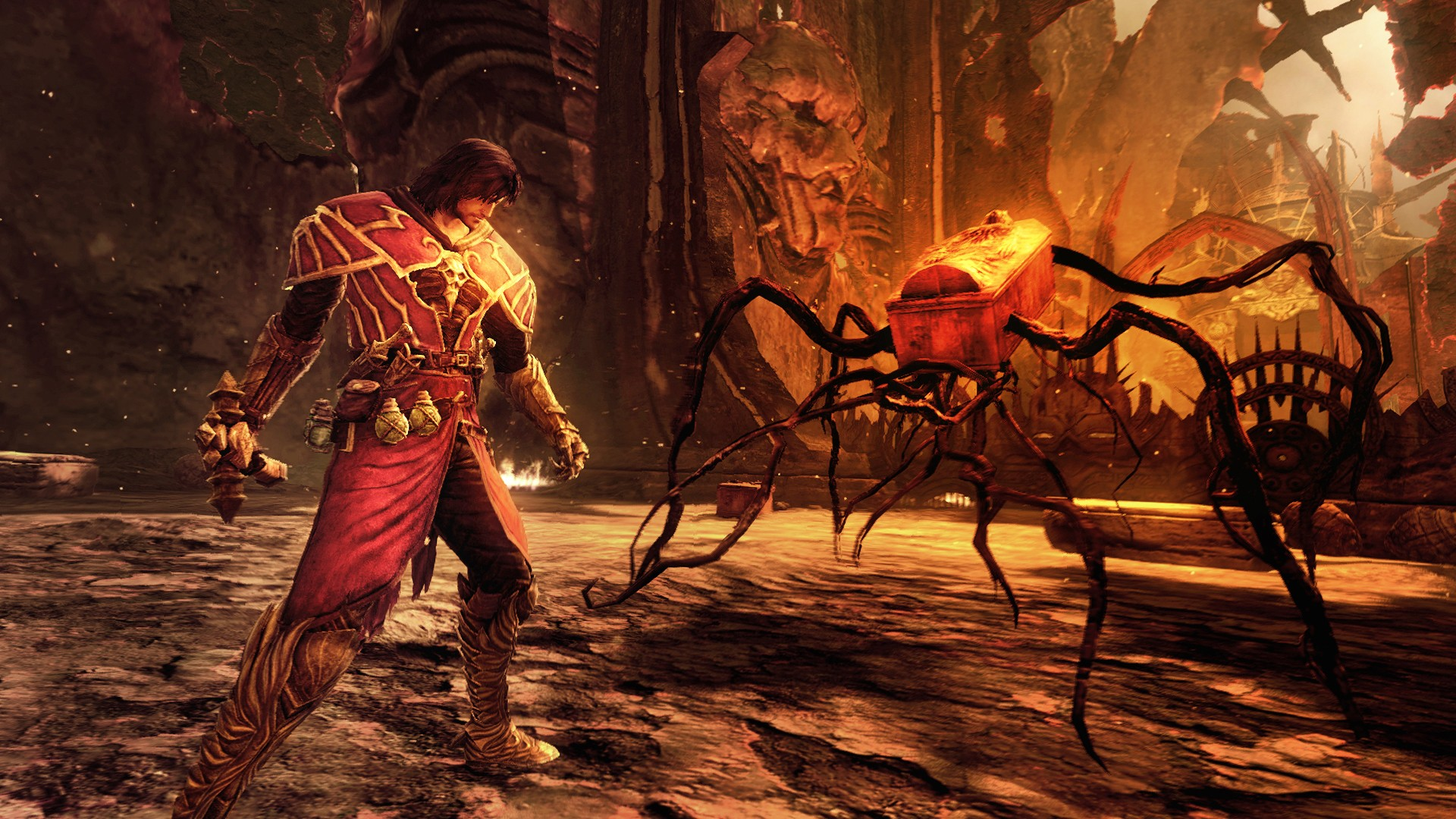 Castlevania Lords of Shadow - Best Action Games 2020