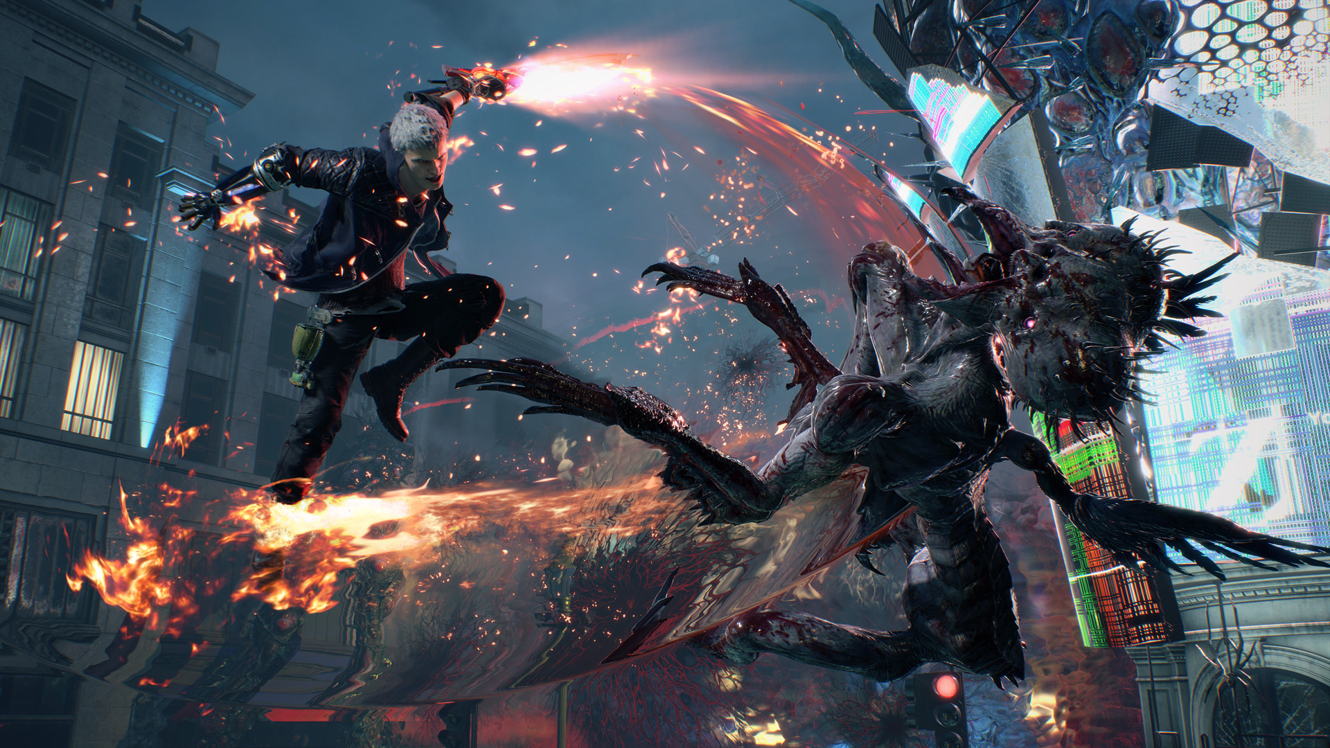 Devil May Cry 5 - Best Action Games 2020