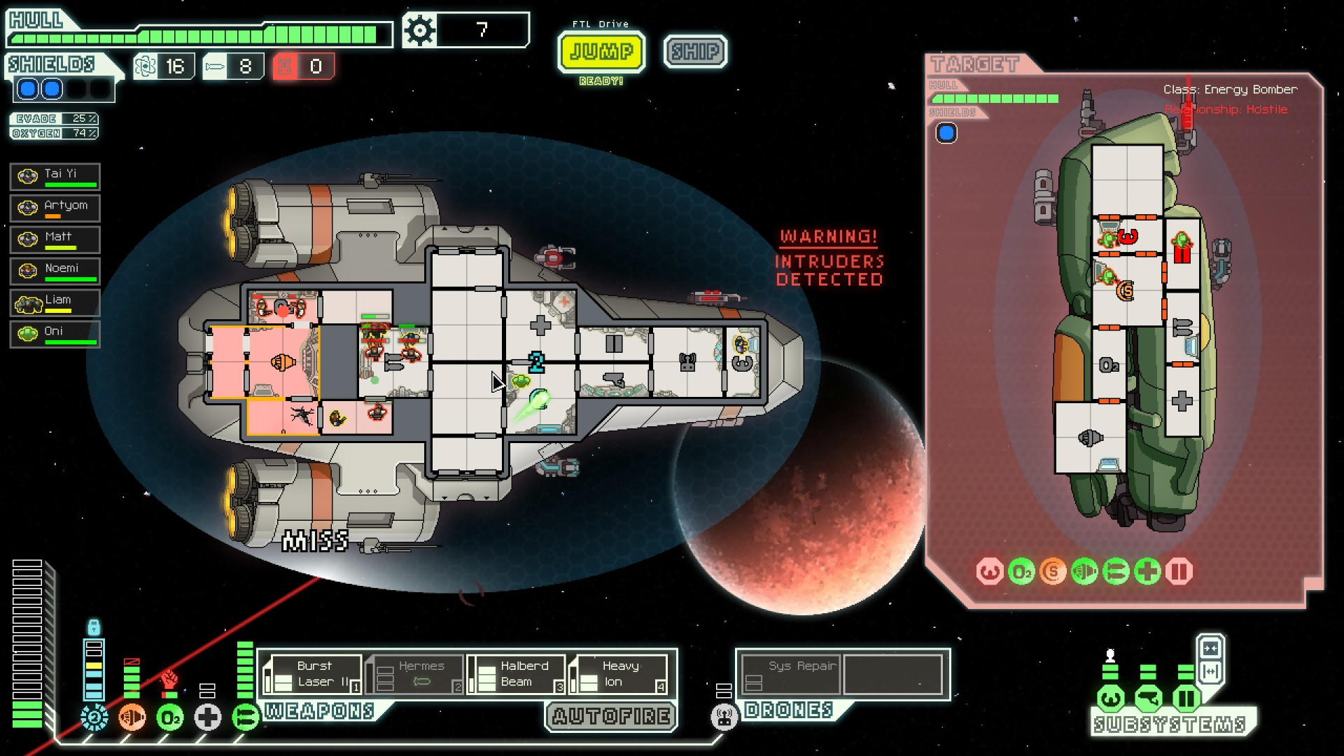FTL - Best Space Games 2020