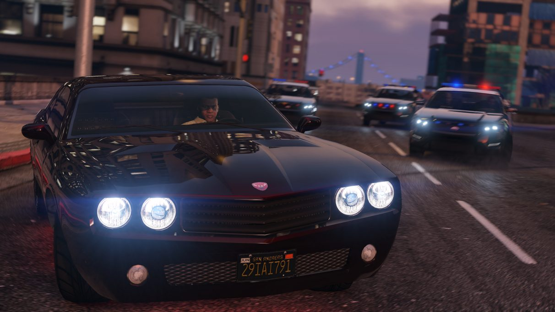GTA V - Best Action Games 2020