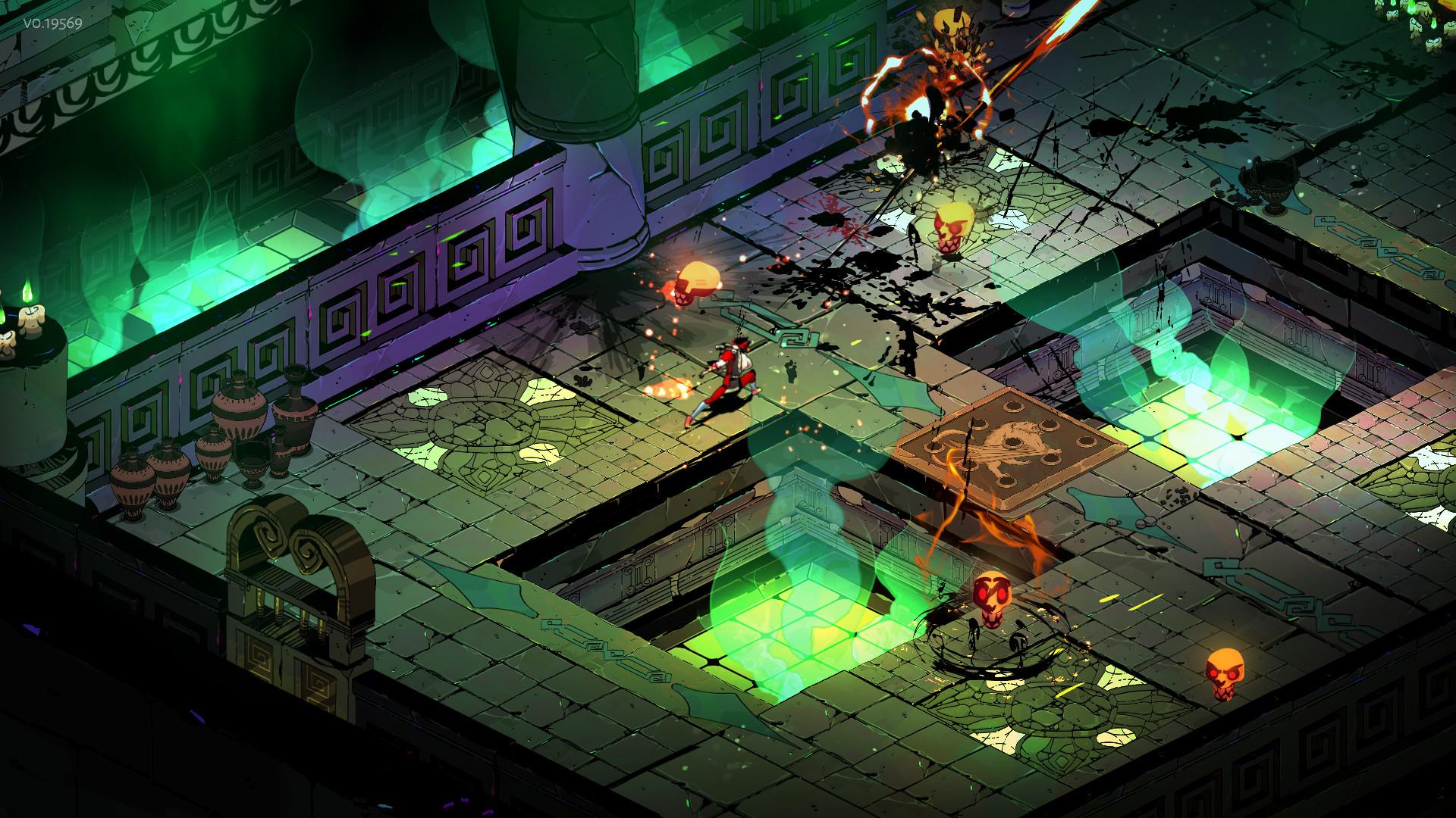 Hades - Best Action Games 2020