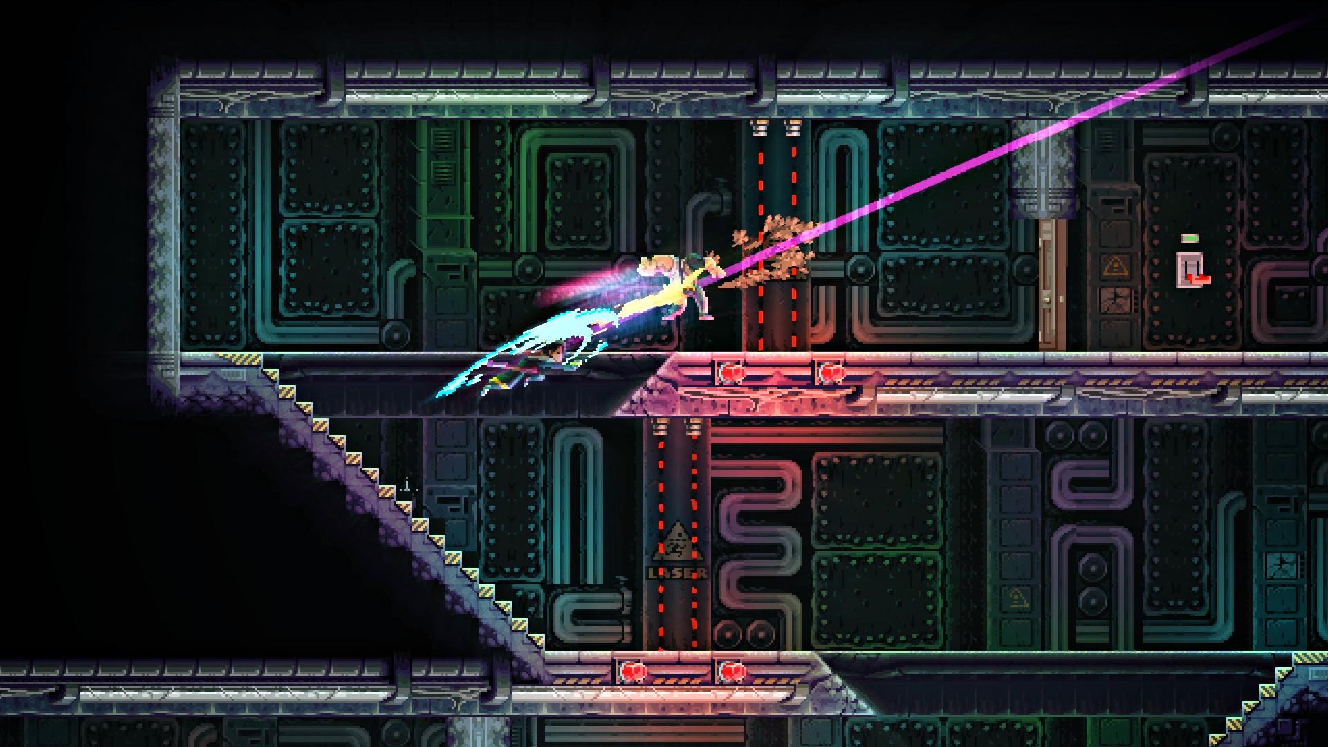 Katana Zero - Best Action Games 2020