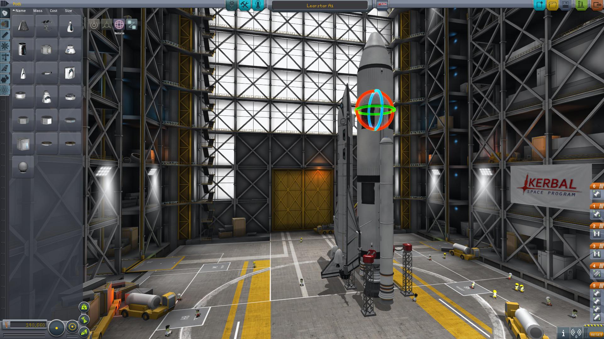 Kerbal Space Program - Best space games 2020