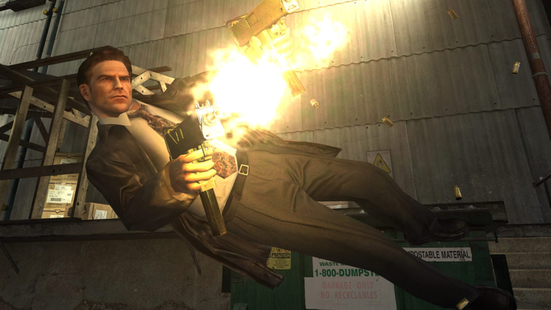 Max Payne 2 - Best Action Games 2020