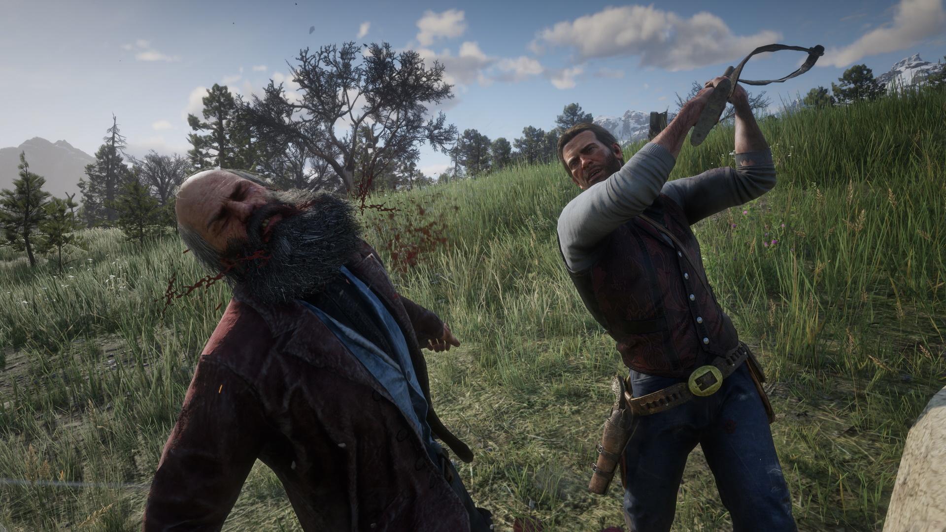 Red Dead Redemption 2 - Best Action Games 2020