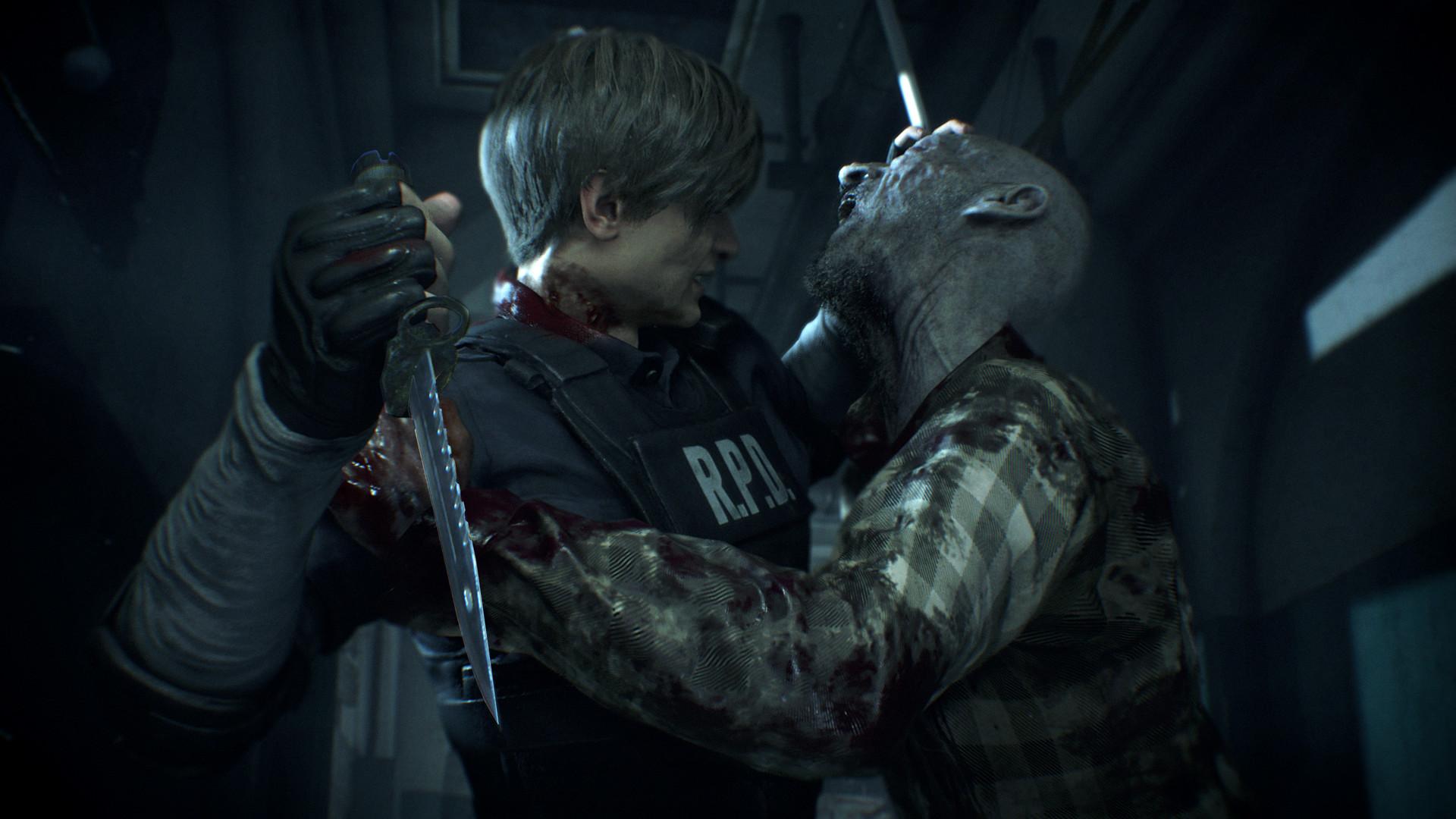 Resident Evil 2 - Best Action Games 2020
