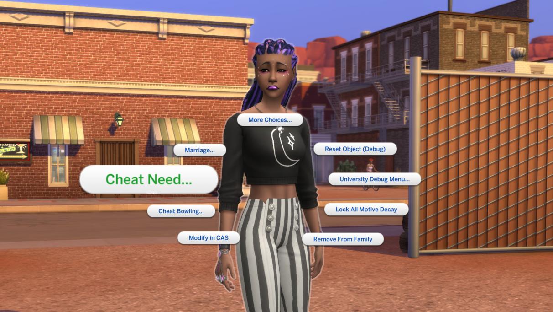 The Sims 4 cheats & codes list (2020)   Rock Paper Shotgun