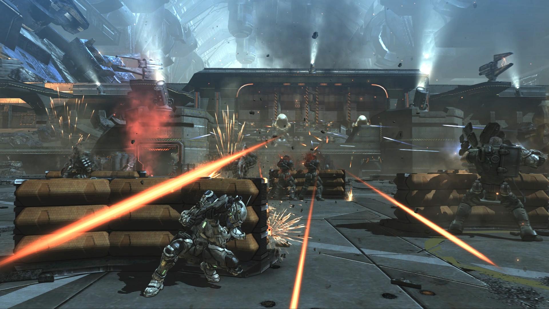 Vanquish - Best Action Games 2020