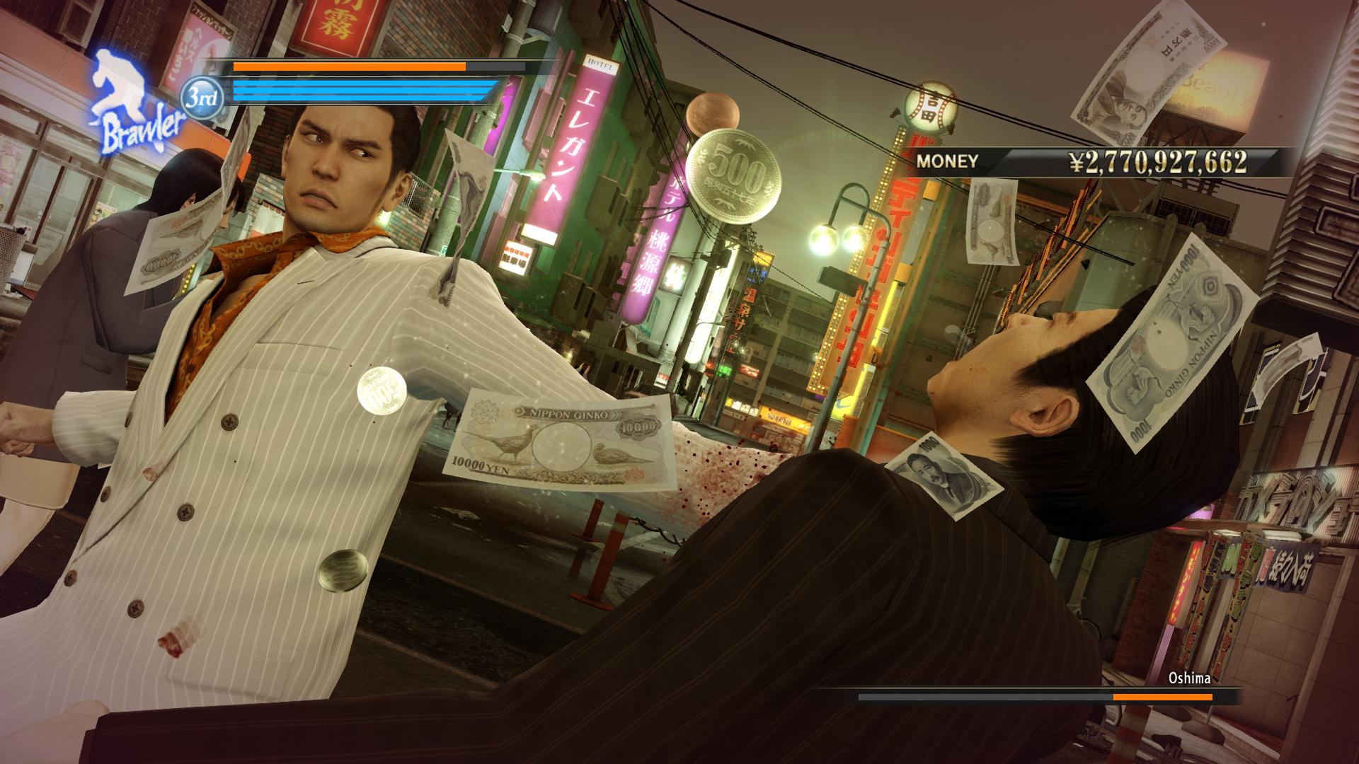 Yakuza 0 - Best Action Games 2020