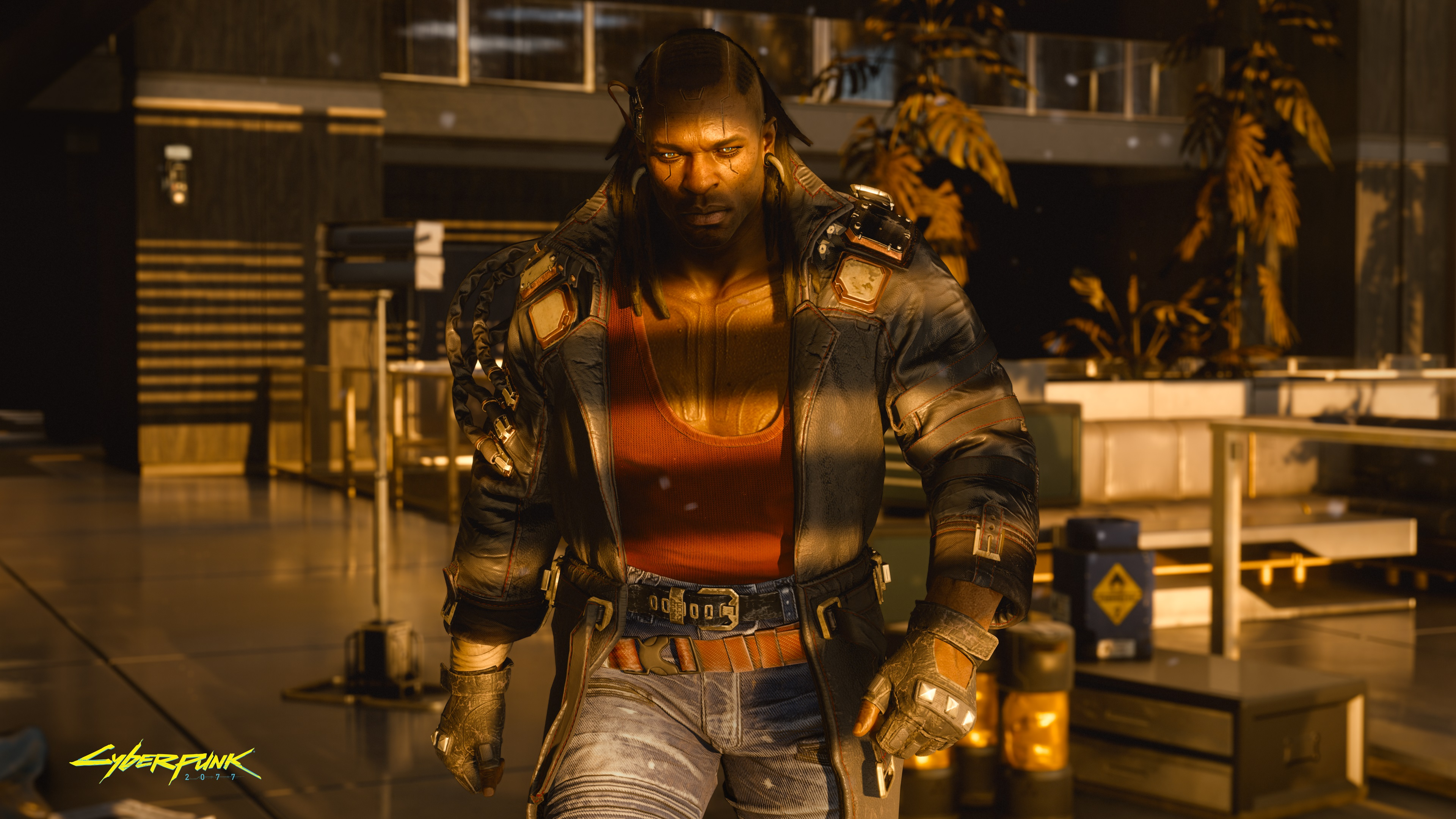 Cyberpunk 2077 will hit GeForce Now the day it's released