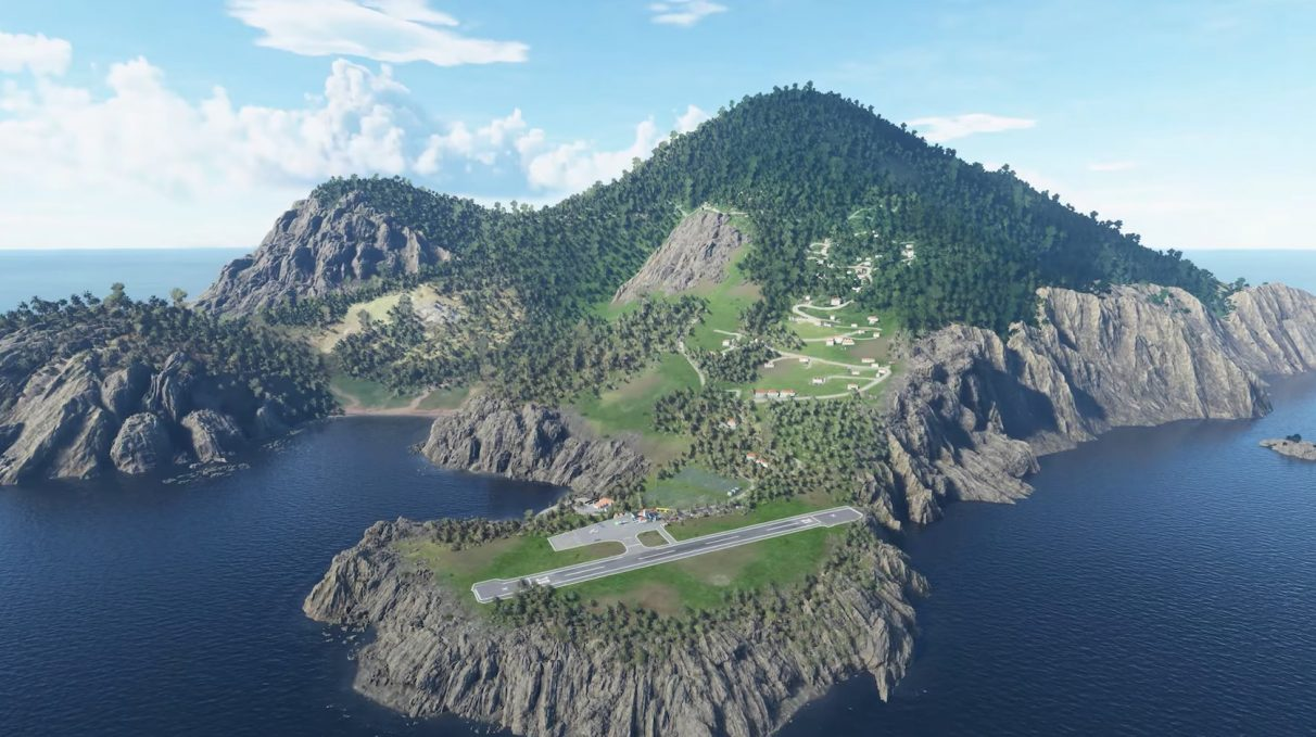 Upgrading to or purchasing the Deluxe and Premium editions of Microsoft Flight Simulator each give you 5 new hand-crafted airports from across the globe.