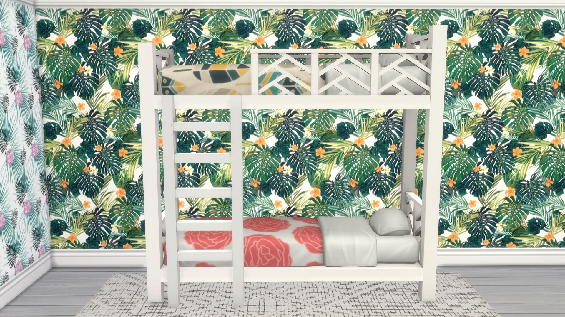 These Working Bunkbeds For The Sims 4 Are Amazing Including An Agonising Pun Rock Paper Shotgun