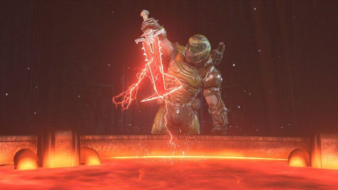 Doom Eternal Nekravol collectables