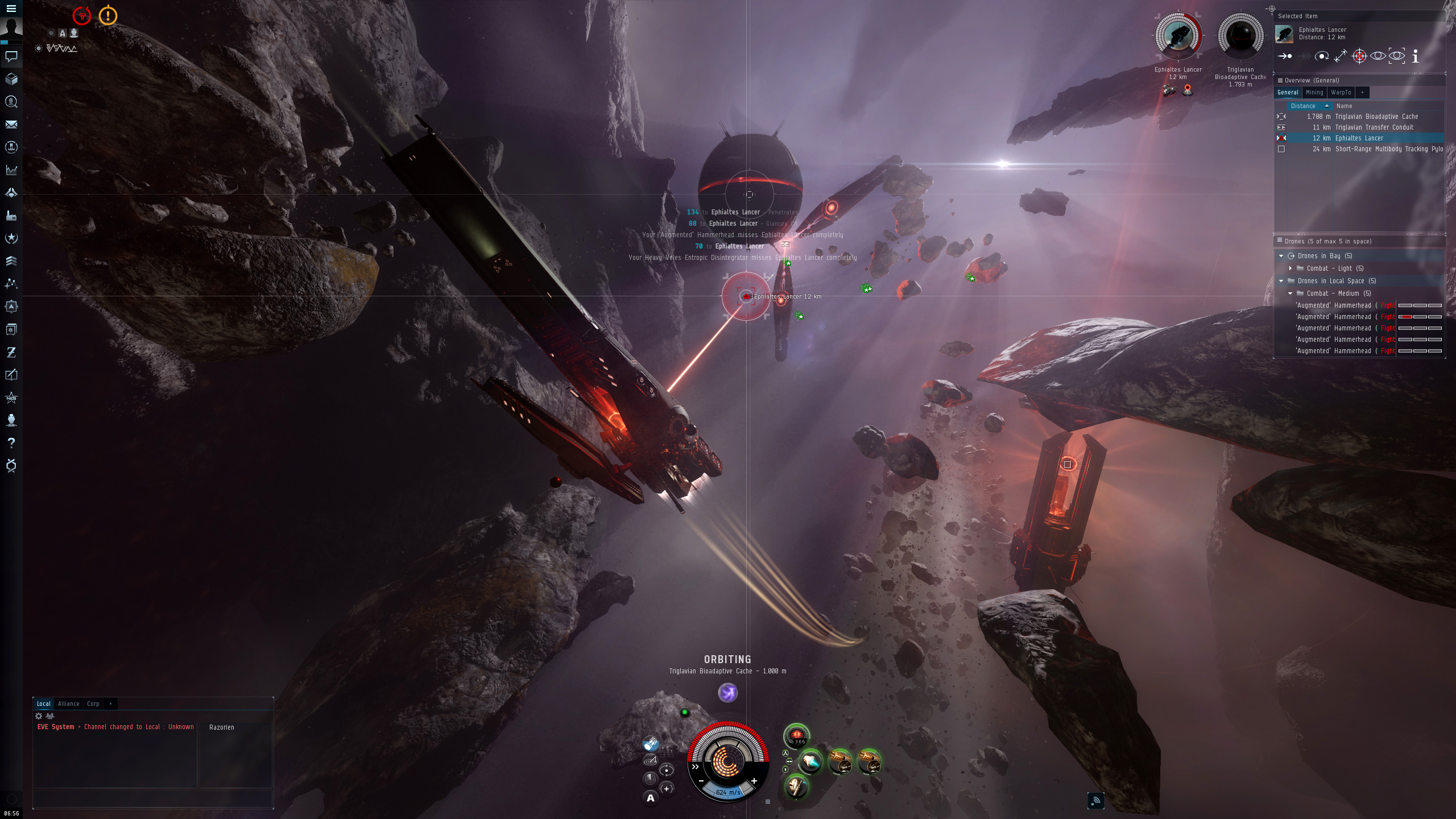 EVE Online - Best space games 2020