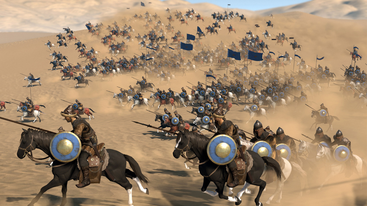 Mount & Blade 2: Bannerlord combat