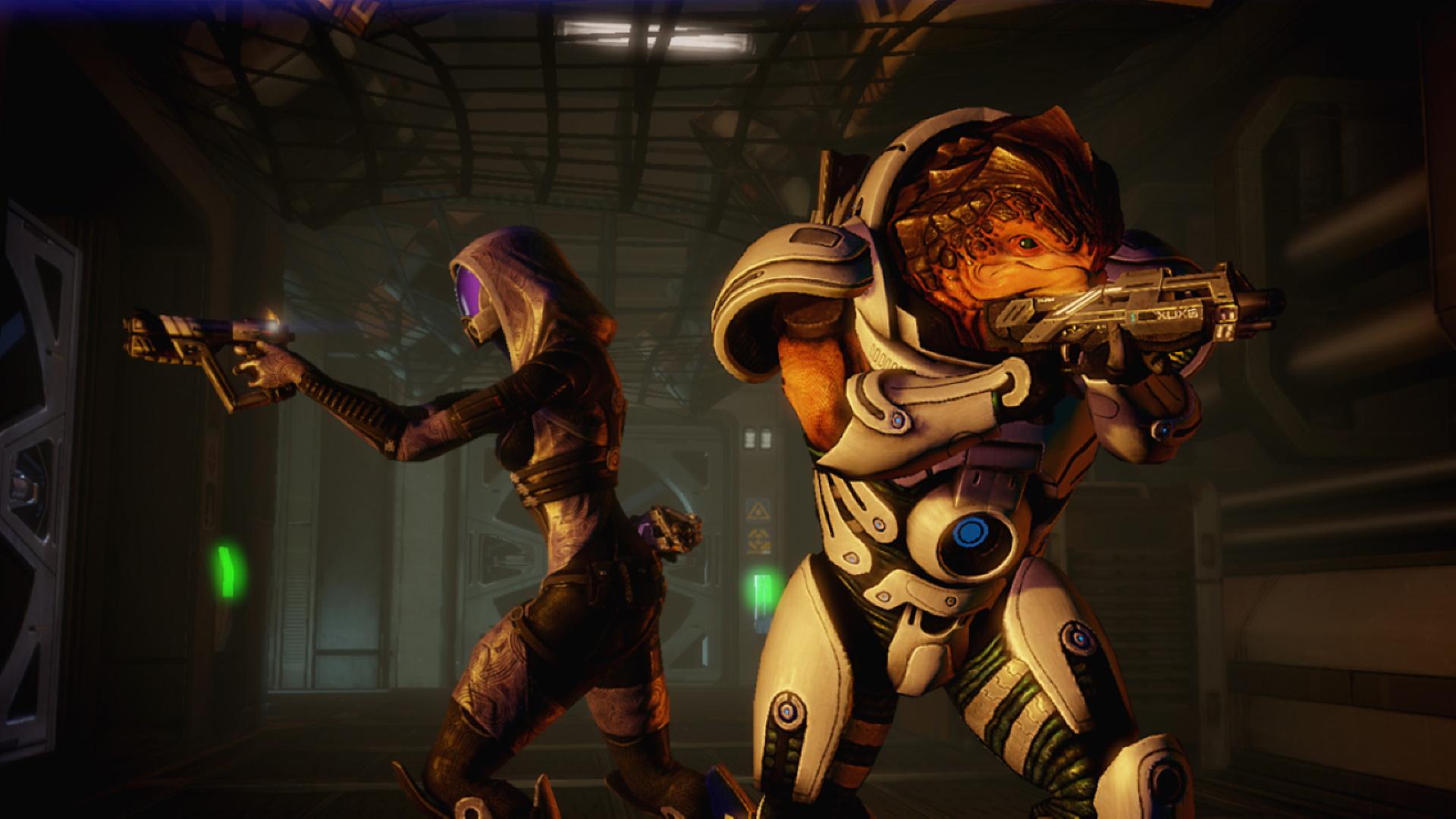 Mass Effect 2 - Best space games 2020
