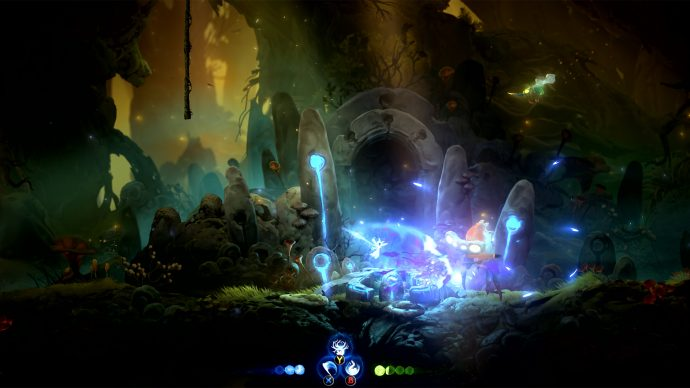 Ori And The Will Of The Wisps spirit shards