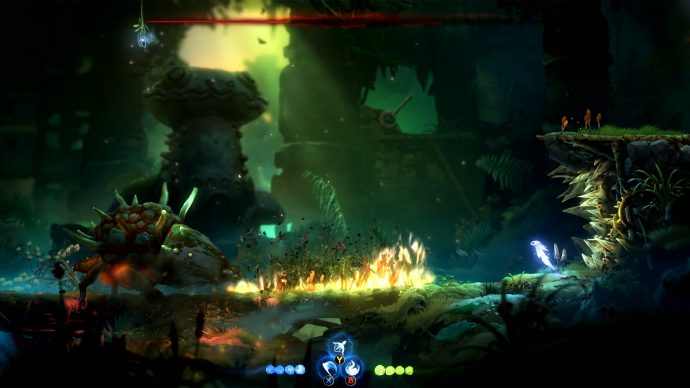 Ori And The Will Of The Wisps bosses