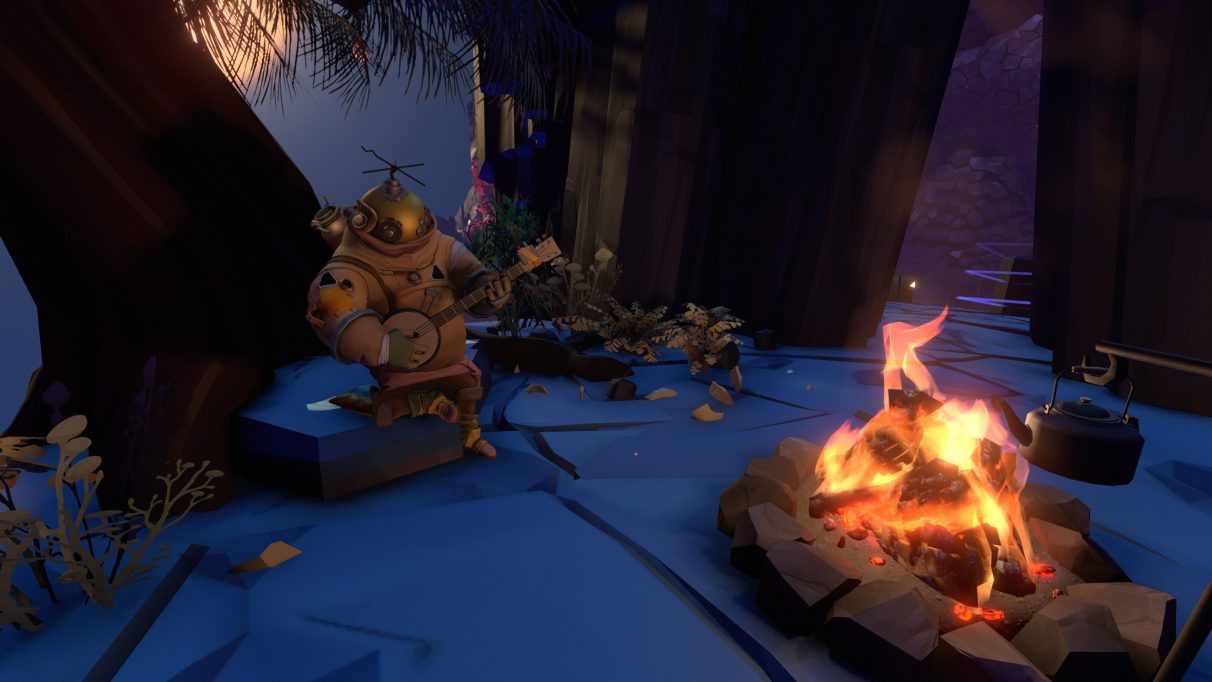 Outer Wilds - Best space games 2020