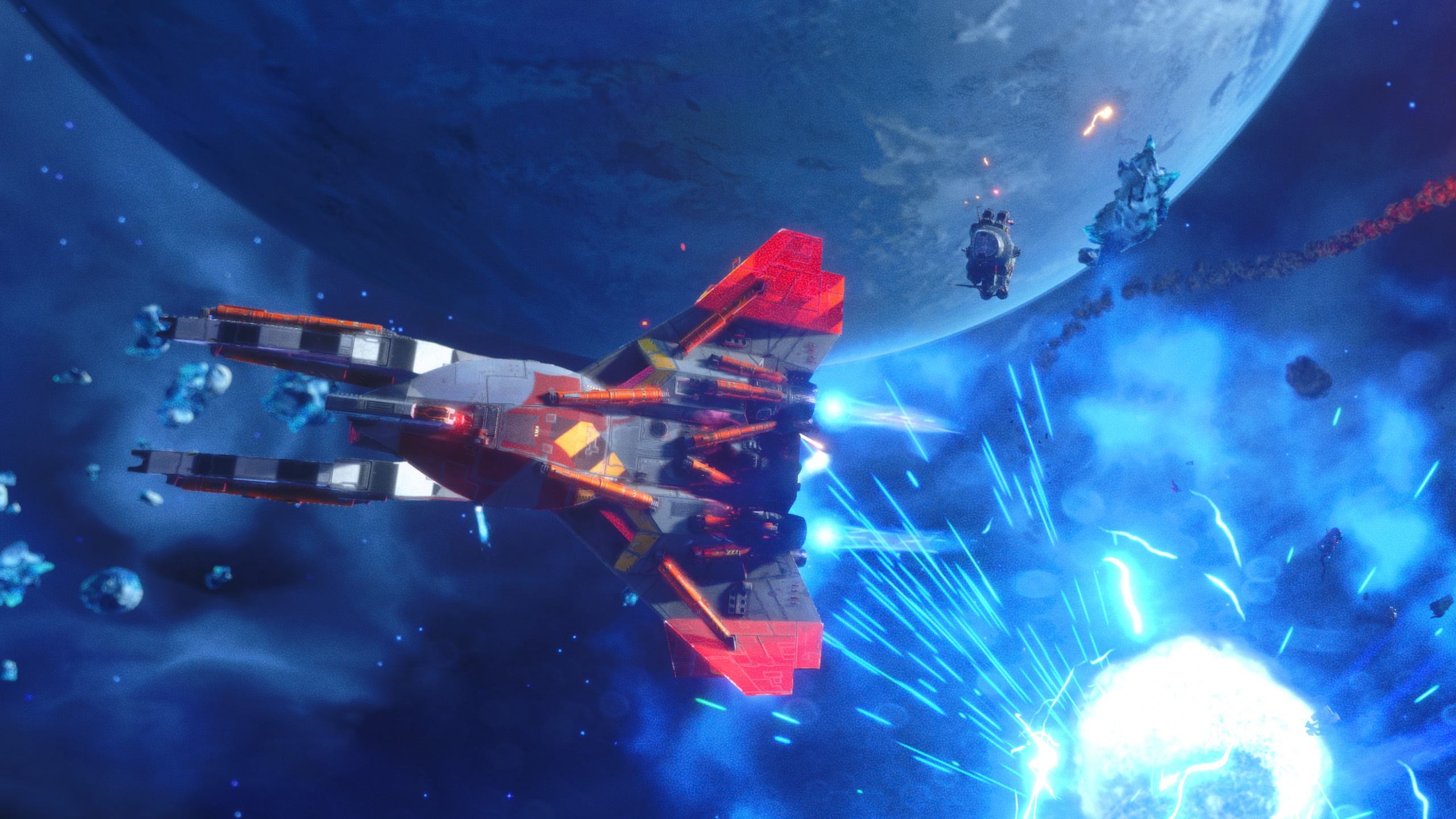 Rebel Galaxy Outlaw - Best space games 2020