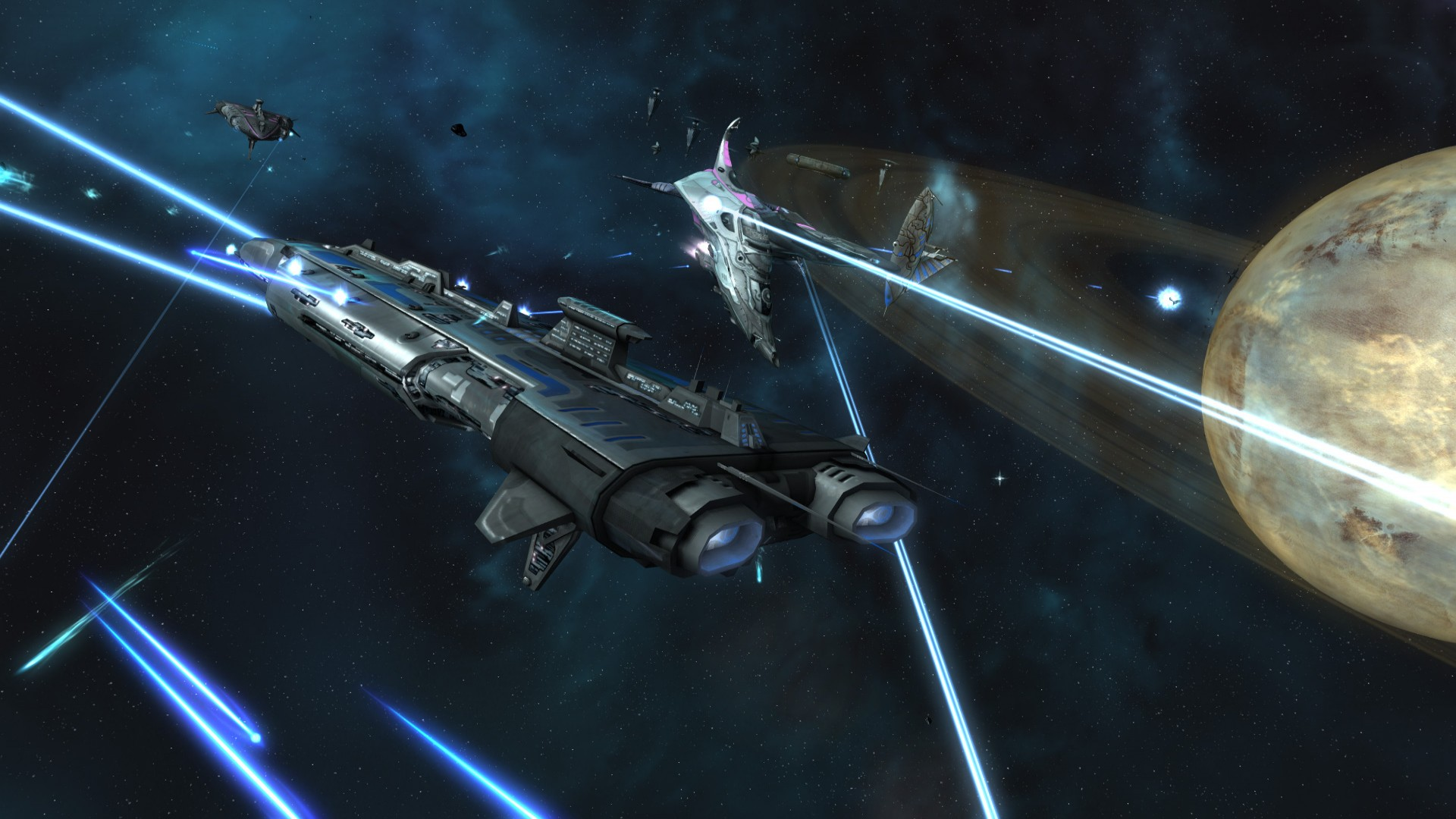 Sins Of A Solar Empire - Best space games 2020