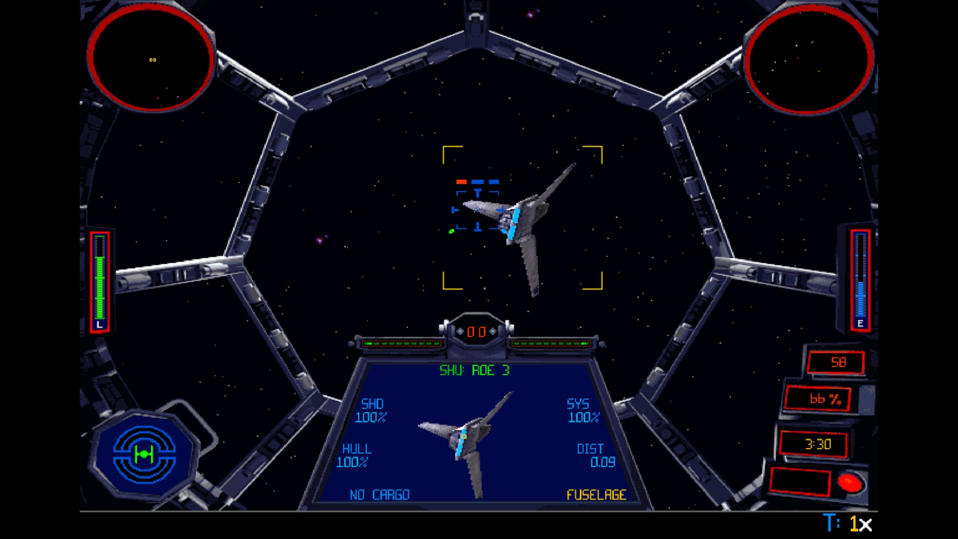 Star Wars TIE Fighter - Best space games 2020