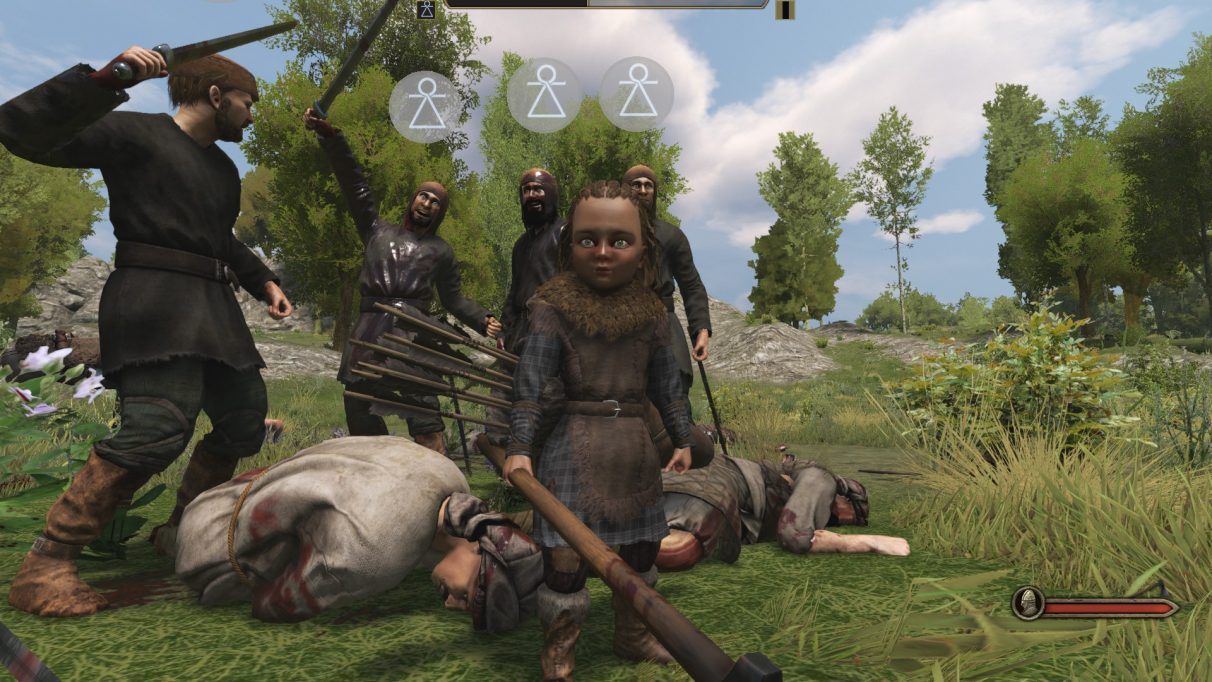 Mount And Blade 2 Bannerlord bugs