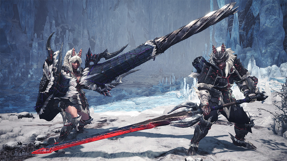 monster hunter world iceborne safijiiva armor