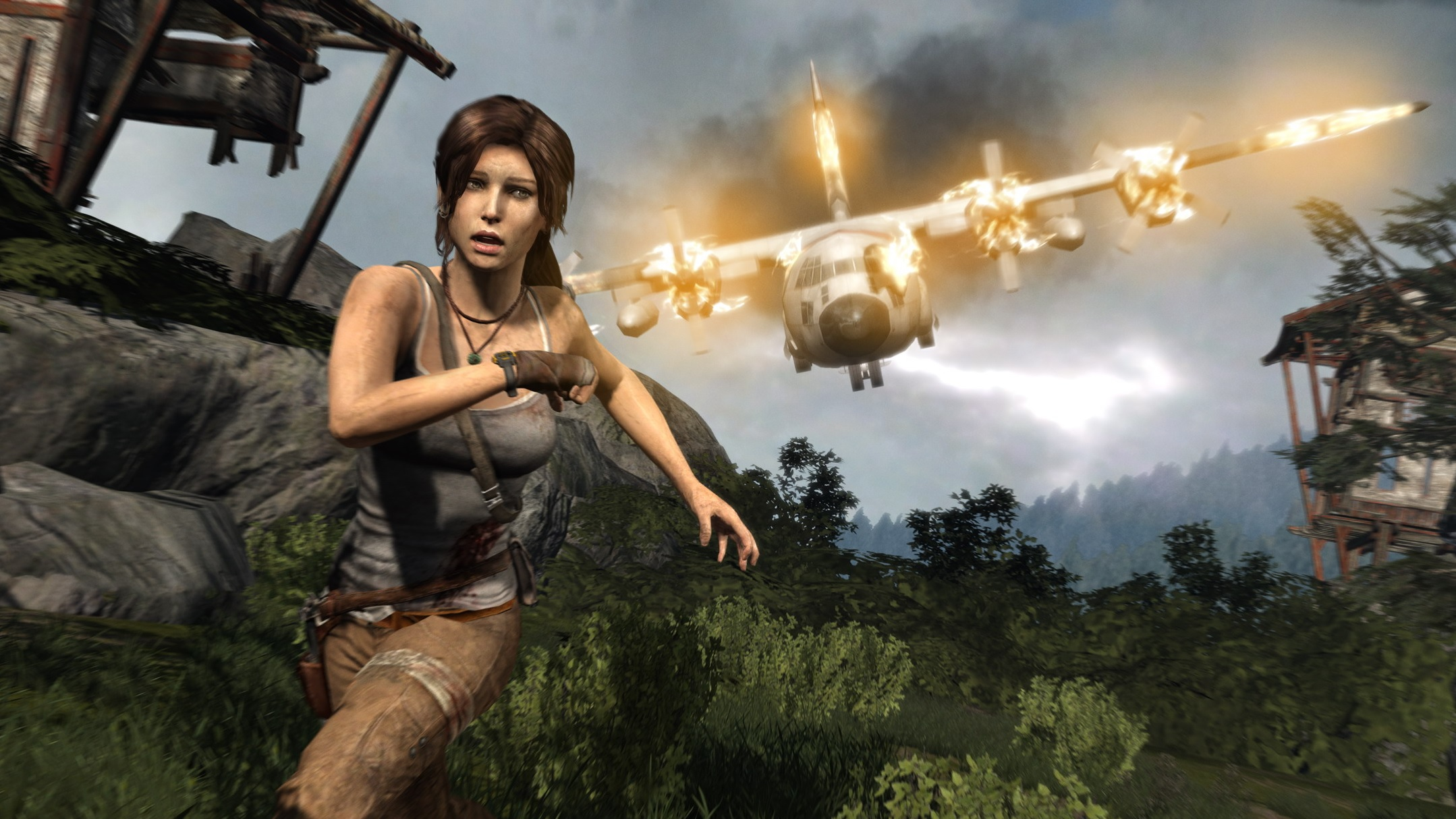 Tomb Raider Is 100 Off Yes Free Until Monday Rock Paper Shotgun