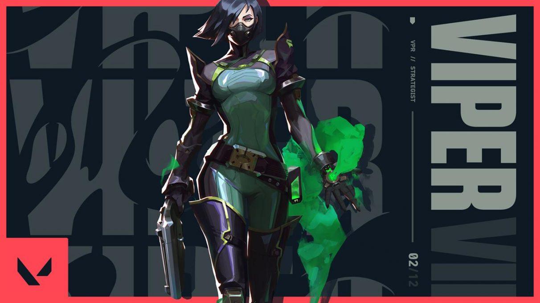 Valorant characters - Viper