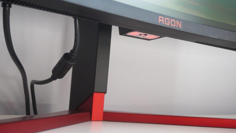 AOC Agon AG353UCG menu control