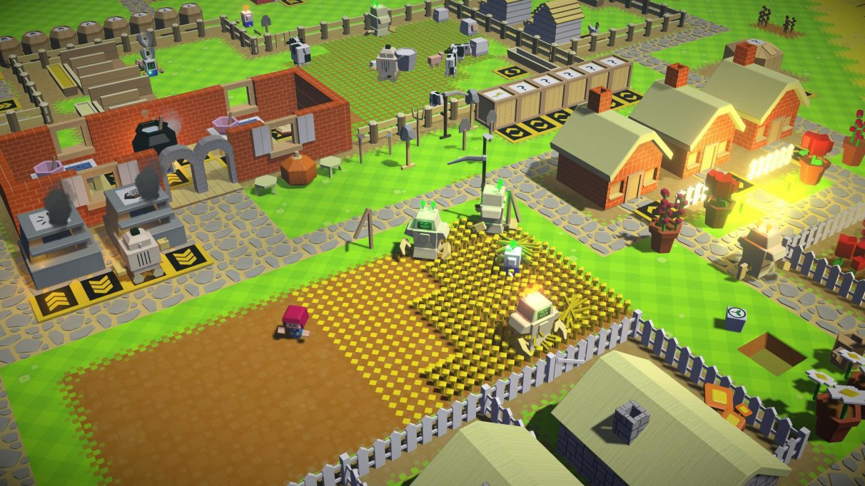 Autonauts - Best farming games like Stardew Valley