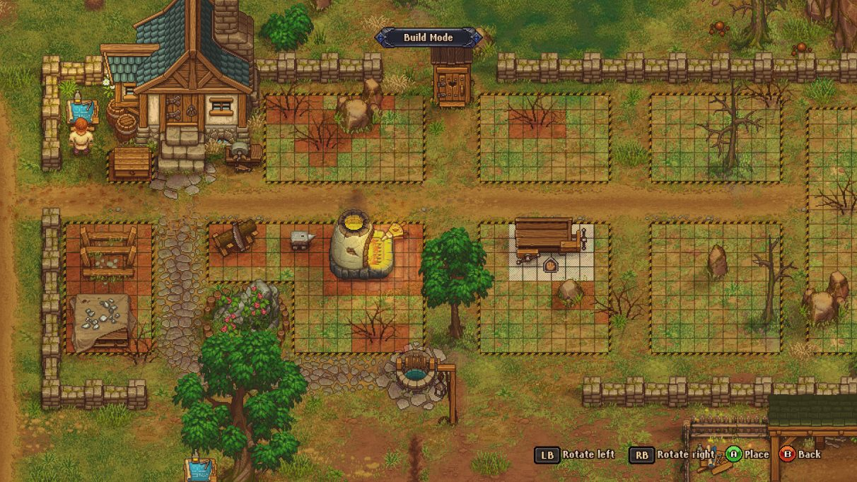 Graveyard Keeper - Best farming games like Stardew Valley